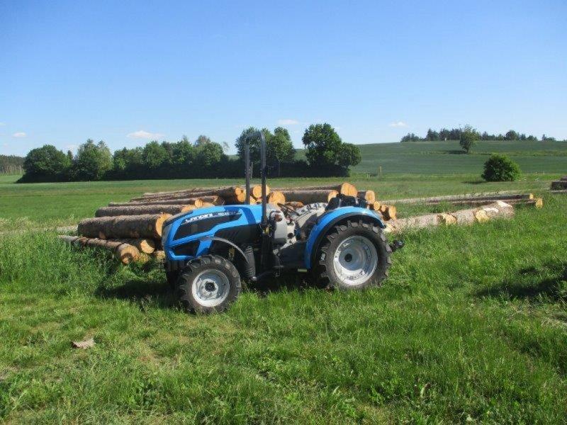 Traktor des Typs Landini Rex 3 - 070, Neumaschine in Au/Hallertau (Bild 1)