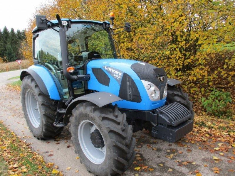 Traktor типа Landini Serie 5 H 100, Gebrauchtmaschine в Au/Hallertau (Фотография 1)