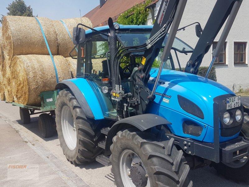 Traktor des Typs Landini Vision 100, Gebrauchtmaschine in Pfoerring (Bild 2)