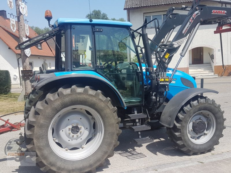 Traktor des Typs Landini Vision 100, Gebrauchtmaschine in Pfoerring (Bild 3)
