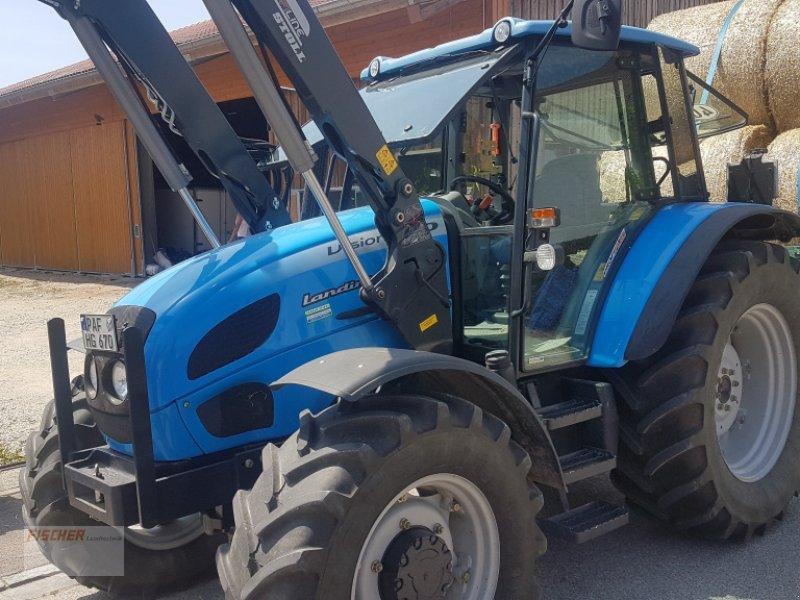 Traktor des Typs Landini Vision 100, Gebrauchtmaschine in Pfoerring (Bild 1)