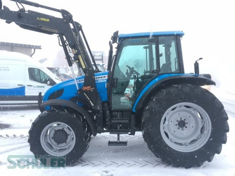 Traktor типа Landini Vision 90, Gebrauchtmaschine в St. Märgen (Фотография 2)