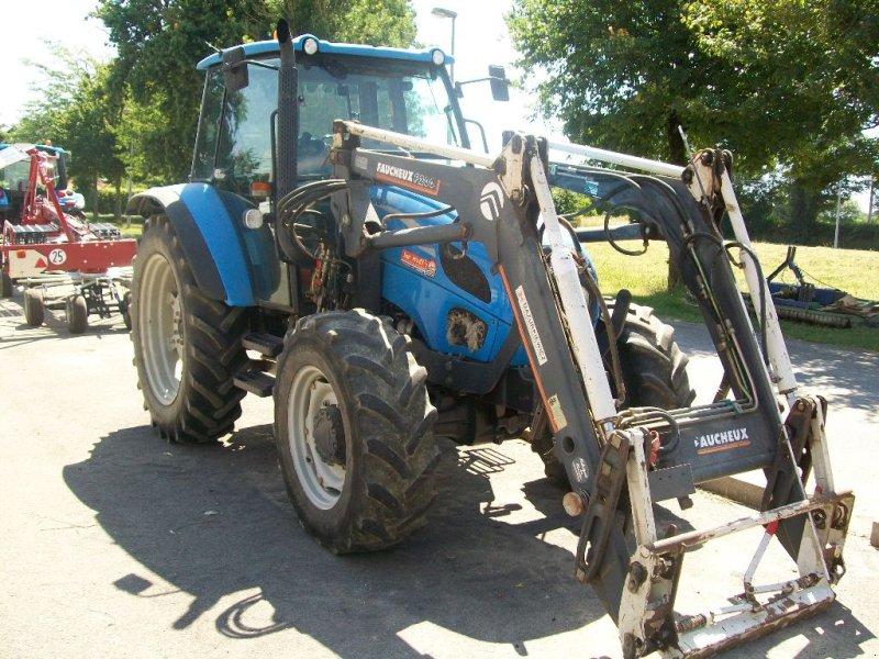 Traktor типа Landini VISION 95, Gebrauchtmaschine в Condeissiat (Фотография 1)