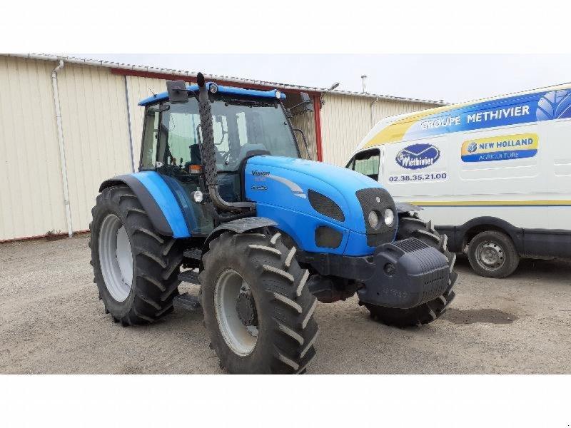 Traktor des Typs Landini VISION105, Gebrauchtmaschine in Bray En Val (Bild 1)