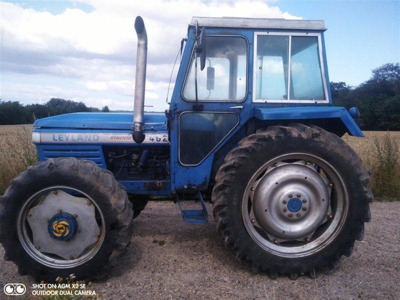 Traktor des Typs Leyland 462 4 WD Med Turbo, Gebrauchtmaschine in Skive (Bild 1)