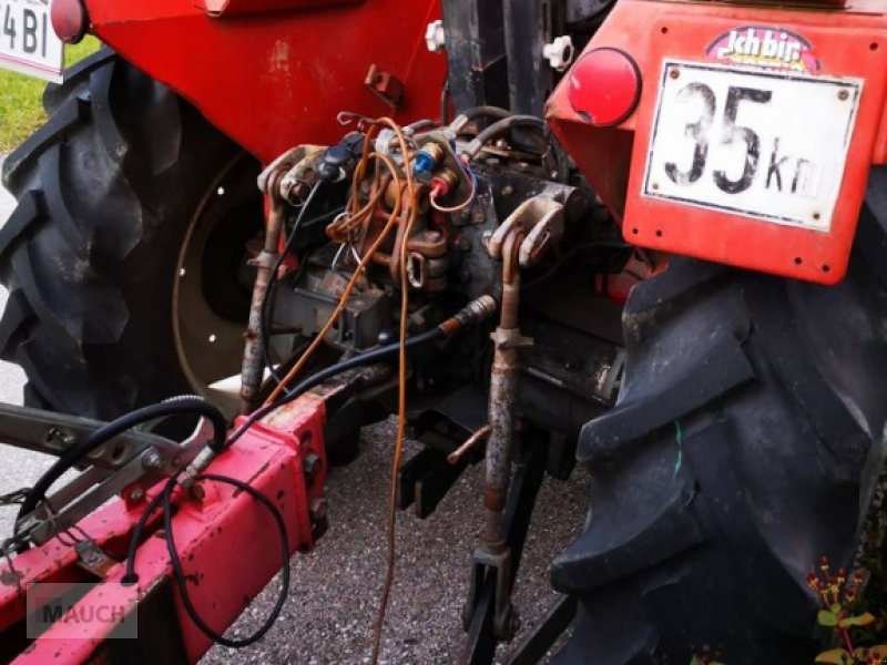Traktor des Typs Lindner 1055 A, Gebrauchtmaschine in Burgkirchen (Bild 1)