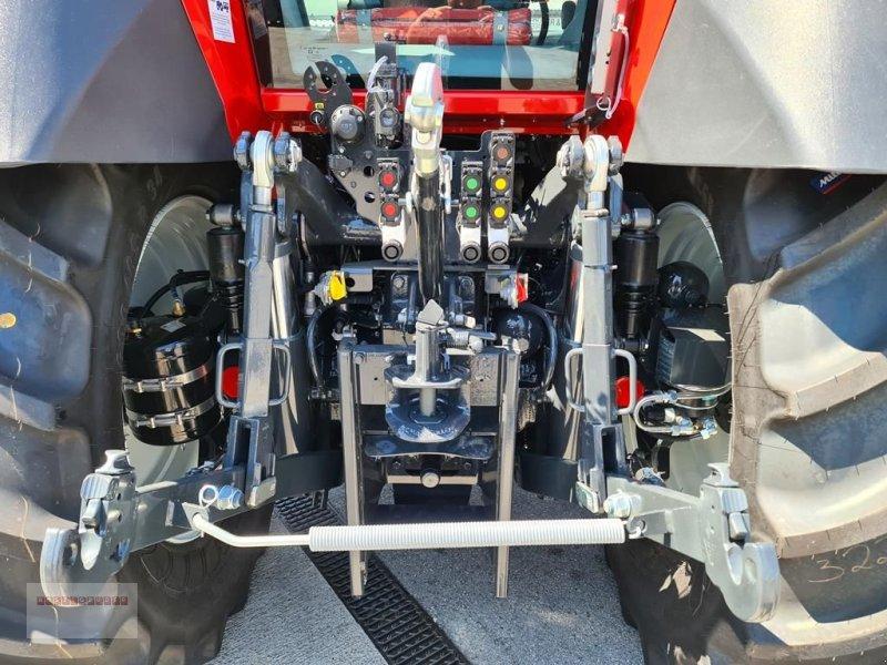 Traktor des Typs Lindner 130 NEU: 50 Km/h, Druckluft, FH+FZW+EFH, Gebrauchtmaschine in Tarsdorf (Bild 9)