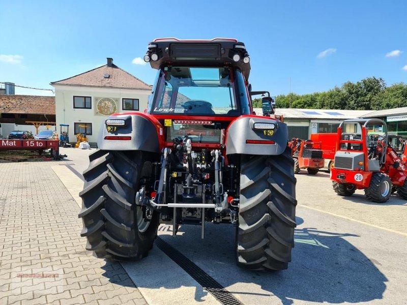 Traktor des Typs Lindner 130 NEU: 50 Km/h, Druckluft, FH+FZW+EFH, Gebrauchtmaschine in Tarsdorf (Bild 12)