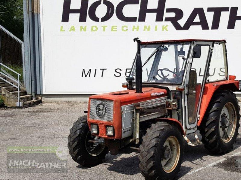 Traktor des Typs Lindner 1450 A, Gebrauchtmaschine in Kronstorf (Bild 1)