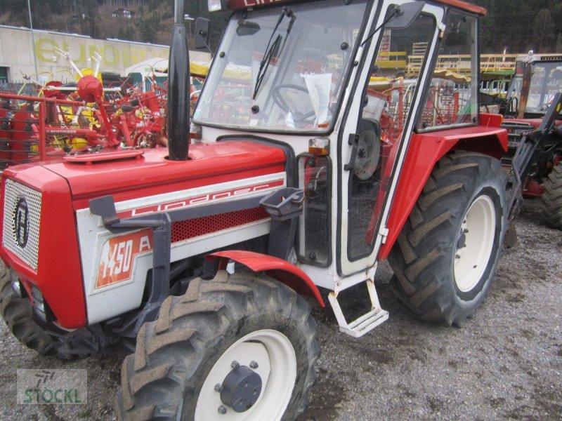 Traktor des Typs Lindner 1450 A, Gebrauchtmaschine in Pfaffenhofen/Telfs (Bild 1)