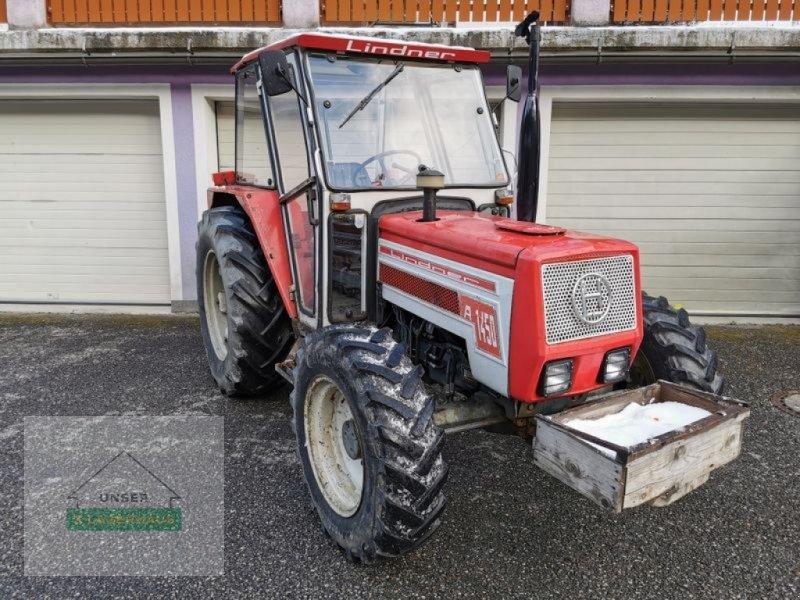 Traktor des Typs Lindner 1450A, Gebrauchtmaschine in St. Michael (Bild 1)