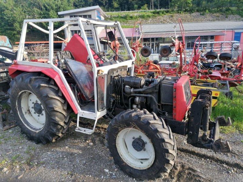 Traktor des Typs Lindner 1500 A, Gebrauchtmaschine in Burgkirchen (Bild 1)