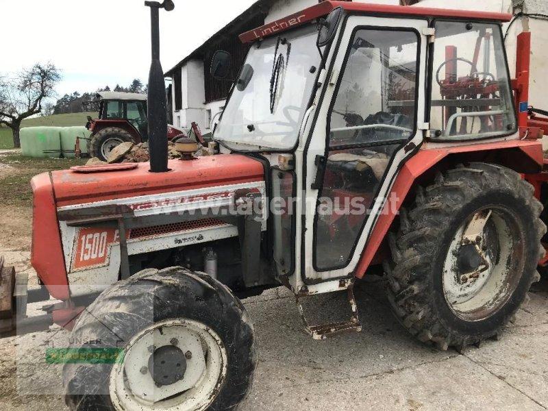 Traktor des Typs Lindner 1500-A, Gebrauchtmaschine in Pregarten (Bild 1)