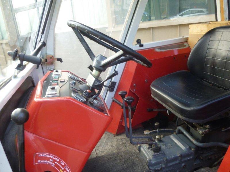Traktor des Typs Lindner 1500 A, Gebrauchtmaschine in Ebensee (Bild 8)