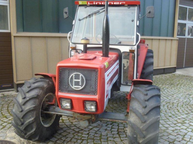 Traktor des Typs Lindner 1500 A, Gebrauchtmaschine in Ebensee (Bild 2)