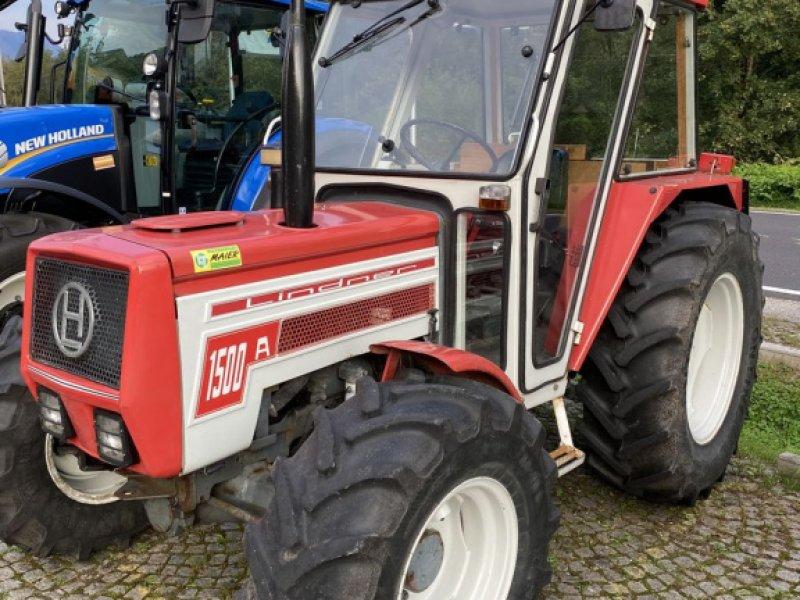 Traktor des Typs Lindner 1500 A, Gebrauchtmaschine in Ebensee (Bild 13)