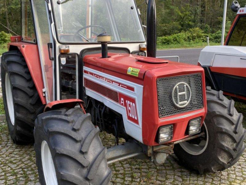 Traktor des Typs Lindner 1500 A, Gebrauchtmaschine in Ebensee (Bild 14)