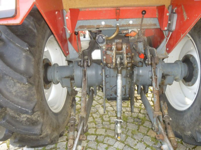 Traktor des Typs Lindner 1500 A, Gebrauchtmaschine in Ebensee (Bild 6)