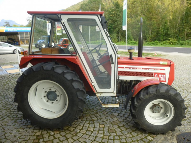 Traktor des Typs Lindner 1500 A, Gebrauchtmaschine in Ebensee (Bild 4)
