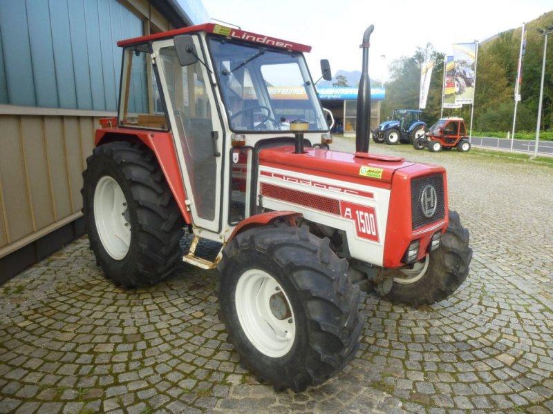 Traktor des Typs Lindner 1500 A, Gebrauchtmaschine in Ebensee (Bild 3)