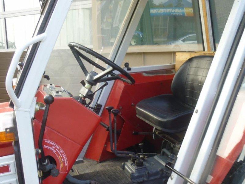 Traktor des Typs Lindner 1500 A, Gebrauchtmaschine in Ebensee (Bild 7)