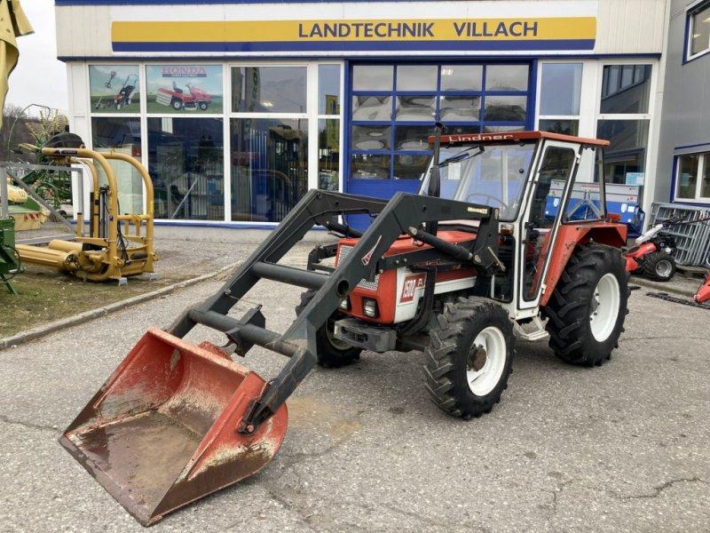Traktor des Typs Lindner 1500 A, Gebrauchtmaschine in Villach (Bild 1)