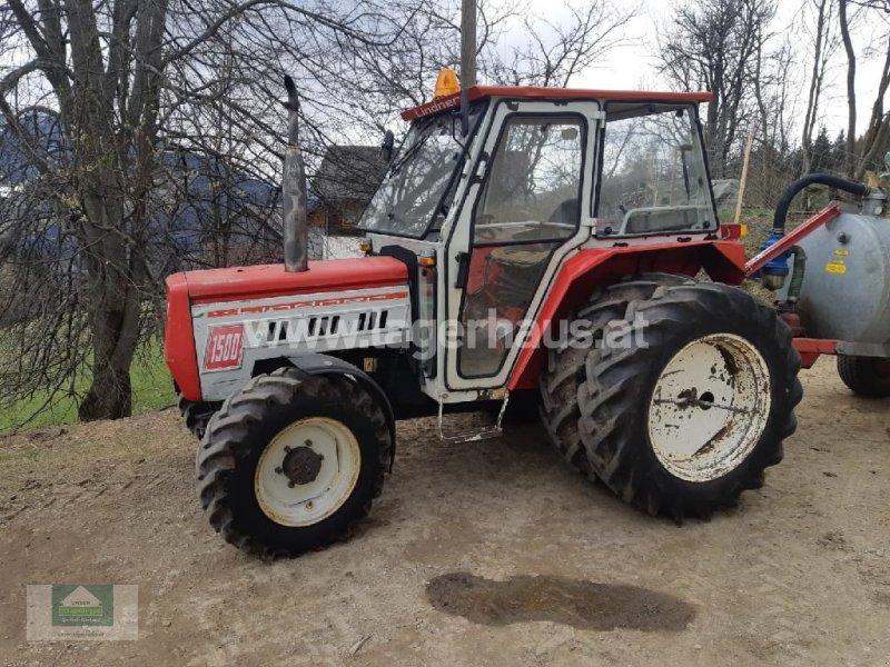 Traktor des Typs Lindner 1500, Gebrauchtmaschine in Klagenfurt (Bild 1)