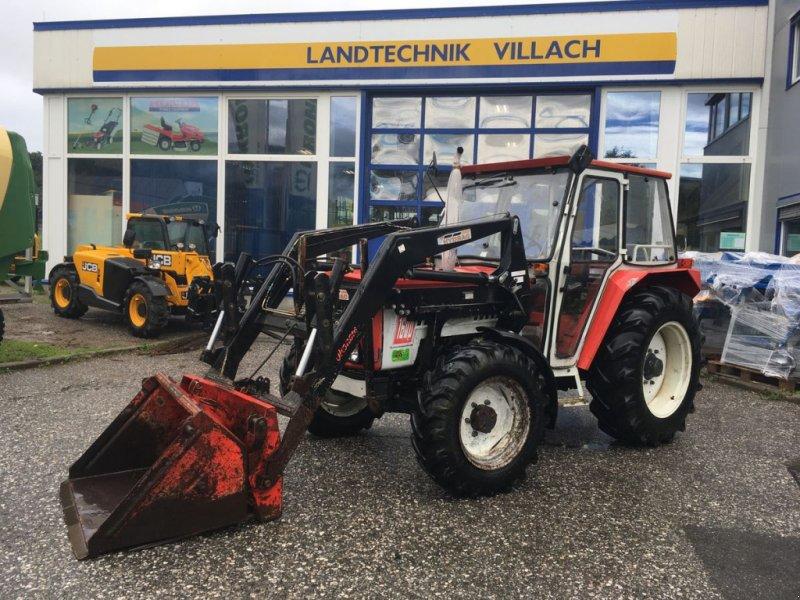 Traktor des Typs Lindner 1600 A, Gebrauchtmaschine in Villach (Bild 1)