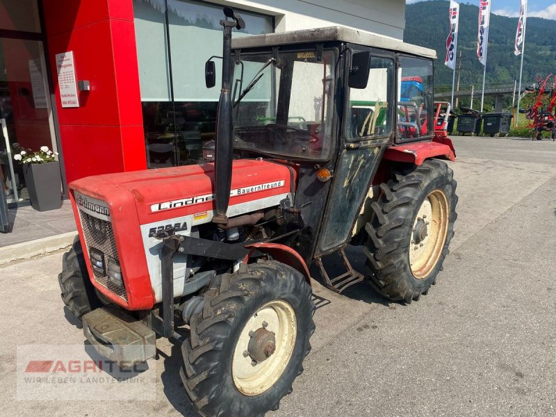 Traktor des Typs Lindner 520 SA, Gebrauchtmaschine in Friesach (Bild 1)