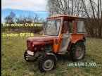 Traktor a típus Lindner BF25N ekkor: Amaliendorf