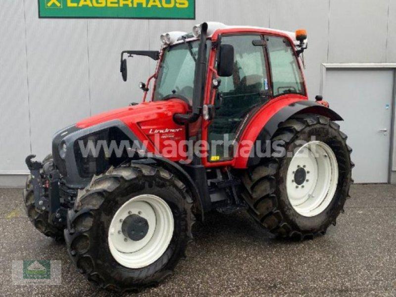 Traktor des Typs Lindner GEO 104 EP, Gebrauchtmaschine in Klagenfurt (Bild 1)