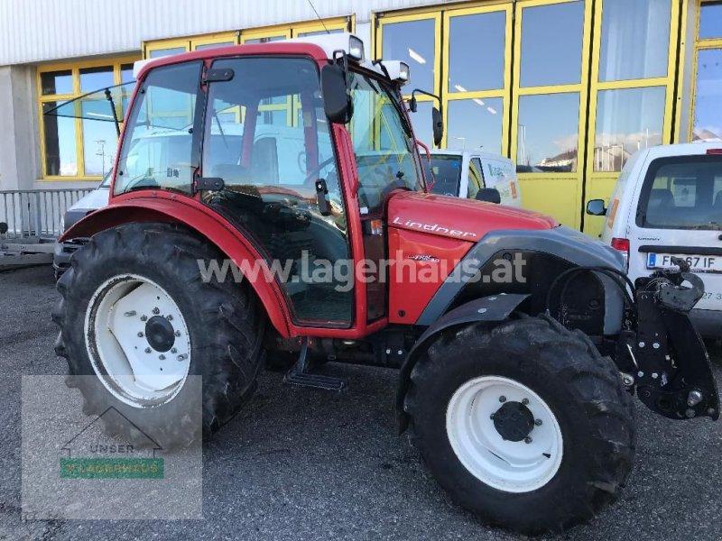 Traktor des Typs Lindner GEO 50-A, Gebrauchtmaschine in Pregarten (Bild 1)