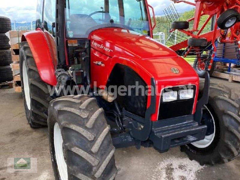 Traktor des Typs Lindner GEO 83, Gebrauchtmaschine in Klagenfurt (Bild 1)