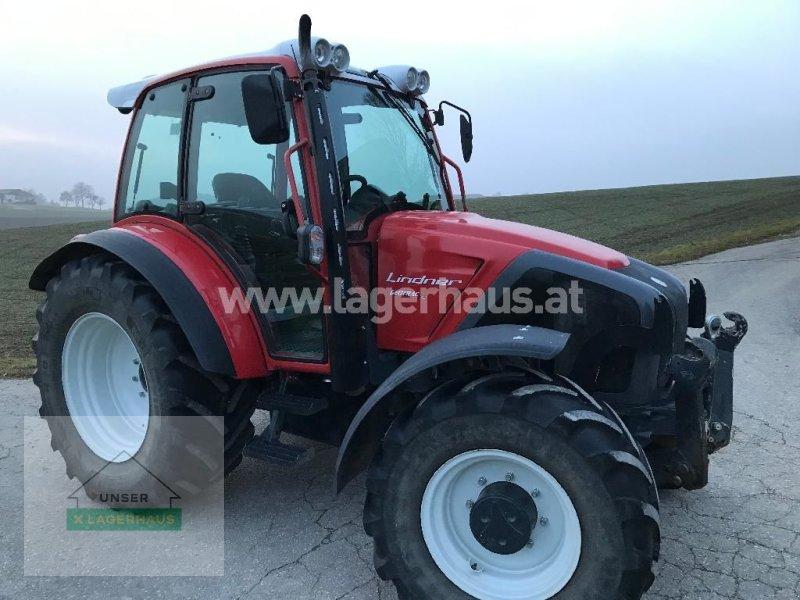 Traktor des Typs Lindner GEO 84 -A, Gebrauchtmaschine in Pregarten (Bild 1)