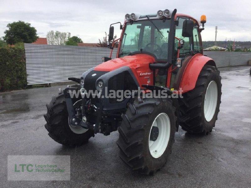 Traktor des Typs Lindner GEO 84 EP PRO, Gebrauchtmaschine in Großpetersdorf (Bild 1)