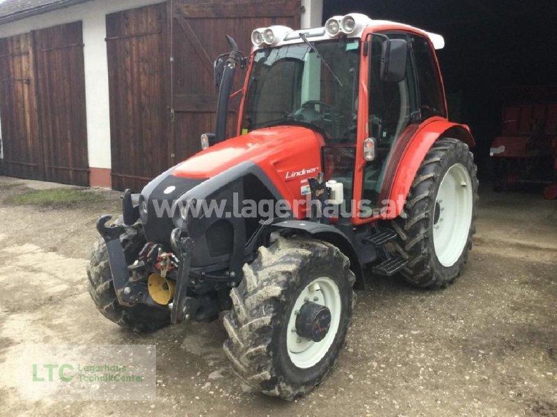 Traktor des Typs Lindner GEO 84 EP, Gebrauchtmaschine in Kirchdorf (Bild 1)