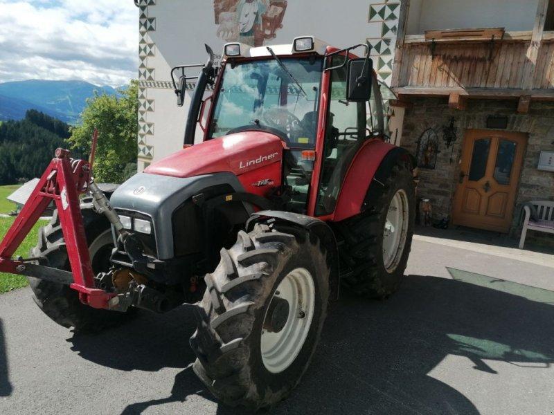 Traktor типа Lindner Geotrac 100 A, Gebrauchtmaschine в Burgkirchen (Фотография 1)
