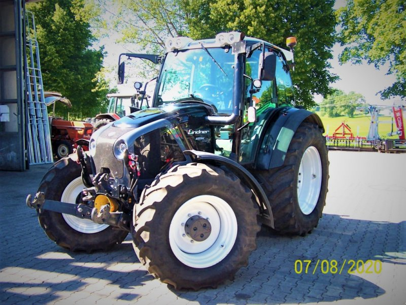 Traktor des Typs Lindner Geotrac 104 EP, Gebrauchtmaschine in Murnau (Bild 1)