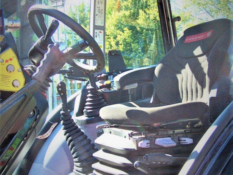 Traktor a típus Lindner Geotrac 104 EP, Gebrauchtmaschine ekkor: Murnau (Kép 14)