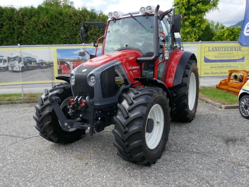 Traktor des Typs Lindner Geotrac 104 ep, Gebrauchtmaschine in Villach (Bild 1)