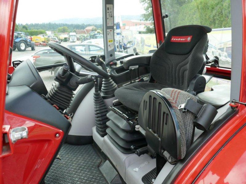 Traktor des Typs Lindner Geotrac 104 ep, Gebrauchtmaschine in Villach (Bild 7)
