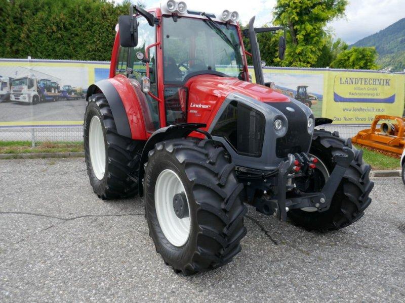 Traktor des Typs Lindner Geotrac 104 ep, Gebrauchtmaschine in Villach (Bild 2)