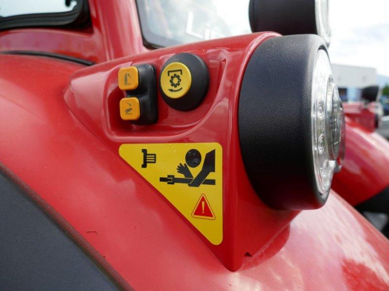 Traktor des Typs Lindner Geotrac 104 ep, Gebrauchtmaschine in Villach (Bild 6)