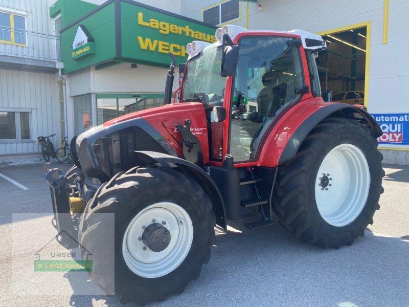 Traktor typu Lindner Geotrac 124, Gebrauchtmaschine v Hartberg (Obrázok 1)