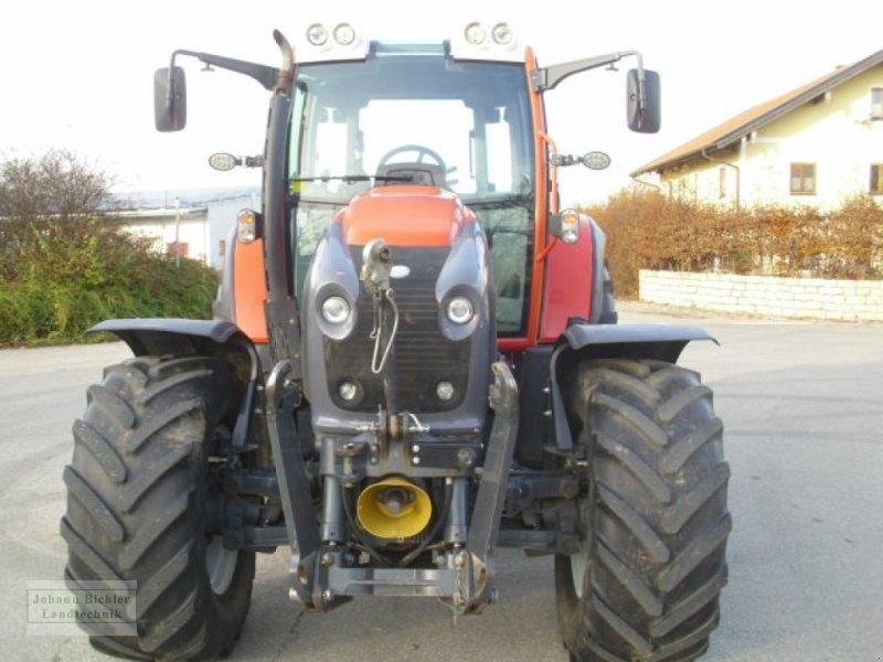 Traktor des Typs Lindner Geotrac 124, Gebrauchtmaschine in Unterneukirchen (Bild 2)