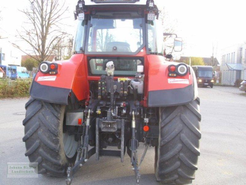Traktor des Typs Lindner Geotrac 124, Gebrauchtmaschine in Unterneukirchen (Bild 4)