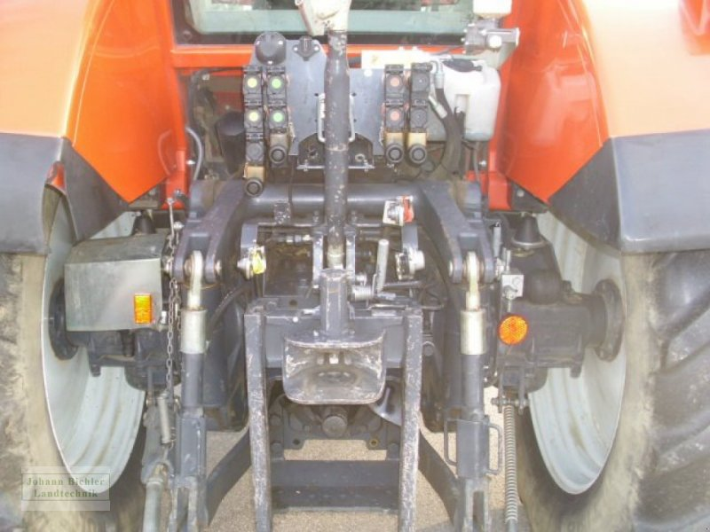 Traktor des Typs Lindner Geotrac 124, Gebrauchtmaschine in Unterneukirchen (Bild 6)