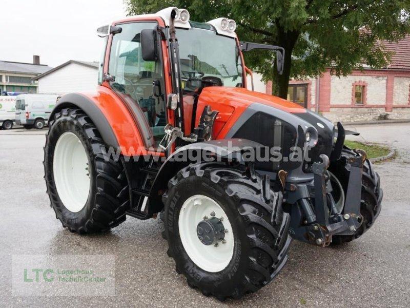 Traktor des Typs Lindner GEOTRAC 124, Gebrauchtmaschine in Kirchdorf (Bild 1)