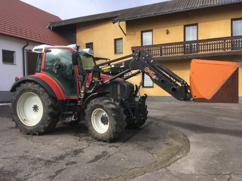 Lindner Geotrac 124 Traktor