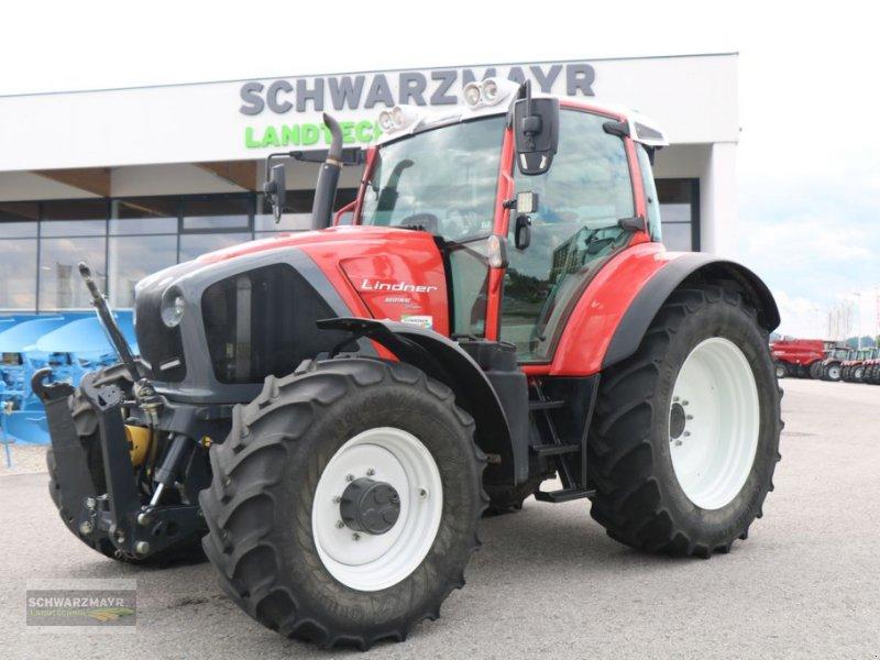 Traktor des Typs Lindner Geotrac 134 ep, Gebrauchtmaschine in Gampern (Bild 1)